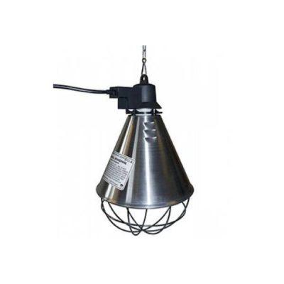 Varmelampe med spar 21cm max 150 w | Randers volieren