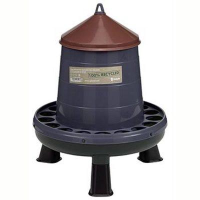 Foderautomat 3 ben ECO Plast 4 kg | Randers volieren
